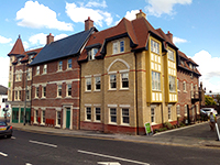 Berkhamsted Library and Apartments