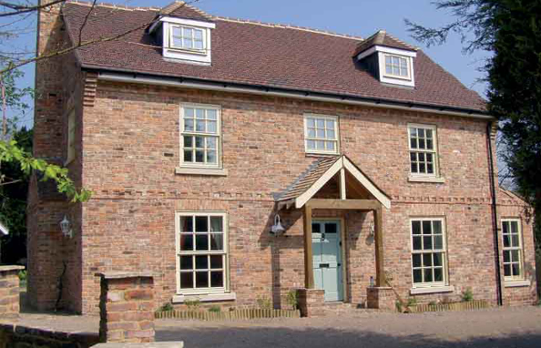 Potton Rectory 'Self Build' House